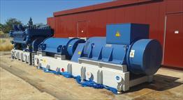 2008 MTU 16V4000 G83 Generator Set