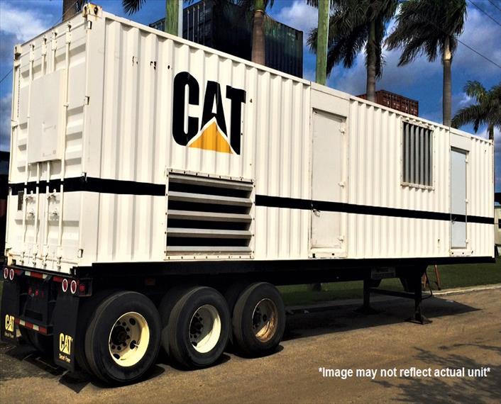 2000 Caterpillar XQ2000 Generator Set