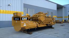 2005 Caterpillar G3516 Generator Set