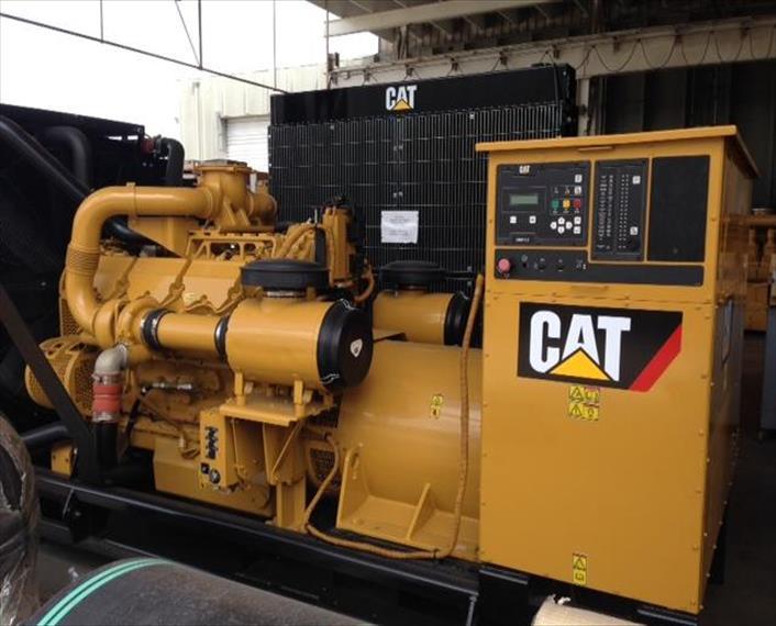 2012 Caterpillar C27 Generator Set