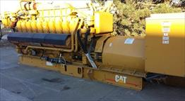 2001 Caterpillar G3520B Generator Set