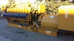 2001 Caterpillar G3520B Generator Set