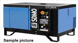 2014 SDMO Adriatic Generator Set