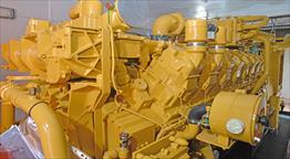 2001 Caterpillar G3516 LE Generator Set