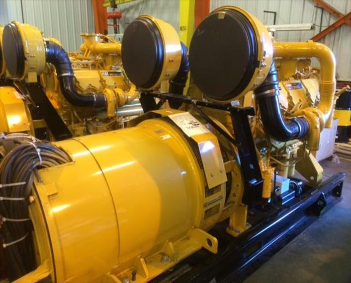 2014 Caterpillar C32 Generator Set