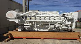 CAT 3516C HD Marine Engine