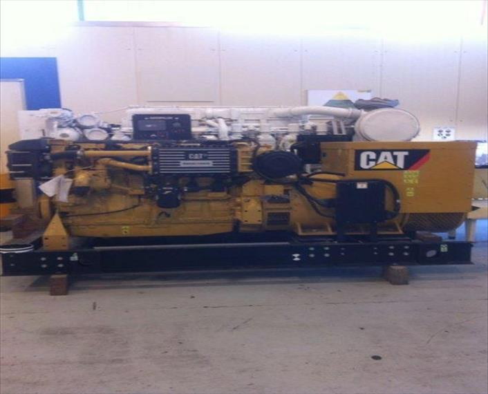 2008 Caterpillar C18 Generator Set