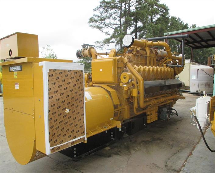 2008 CAT G3520C Generator