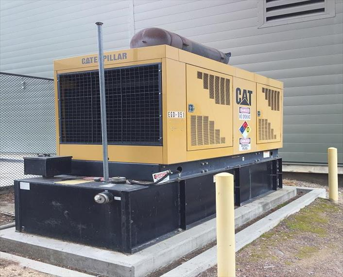 1998 Caterpillar 3306 Generator Set