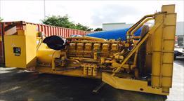1998 Caterpillar 3512DITA Generator Set