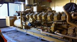 1999 Caterpillar G3516SITA Generator Set