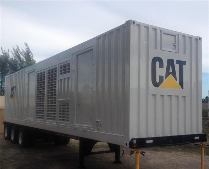 2008 Caterpillar XQ2000 Generator
