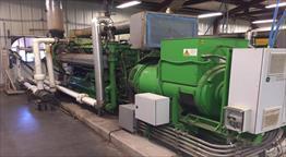 2009 Jenbacher JGS 320 GS-L Generator Set