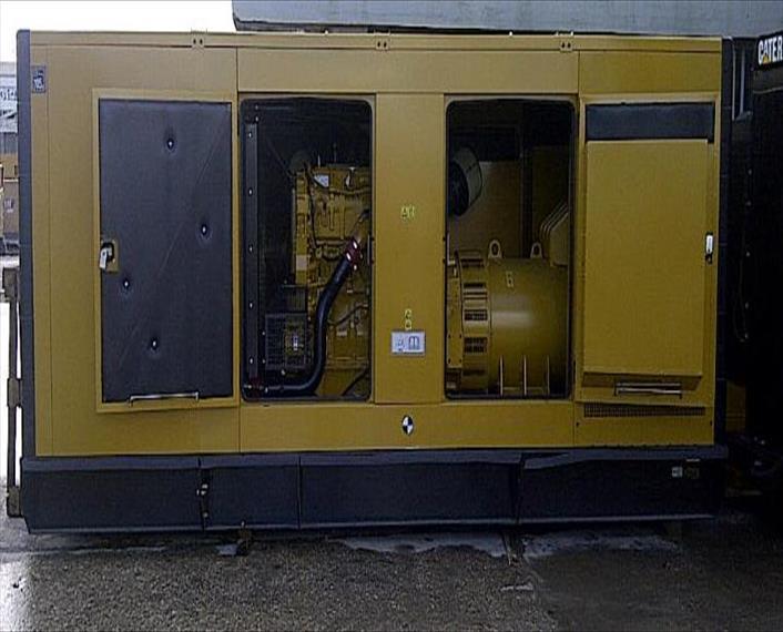 2015 Caterpillar C18 Generator Set