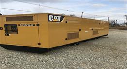 2010 Caterpillar C15 Generator Set