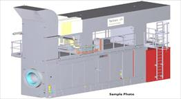 2014 Solar Taurus T60 Generator Set