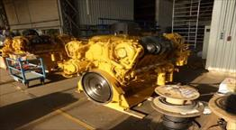 2015 Caterpillar C32 ACERT Generator Set