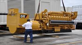 2007 CAT G3520C Generator Set