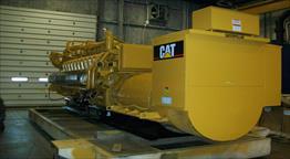 Caterpillar G3520C Generator