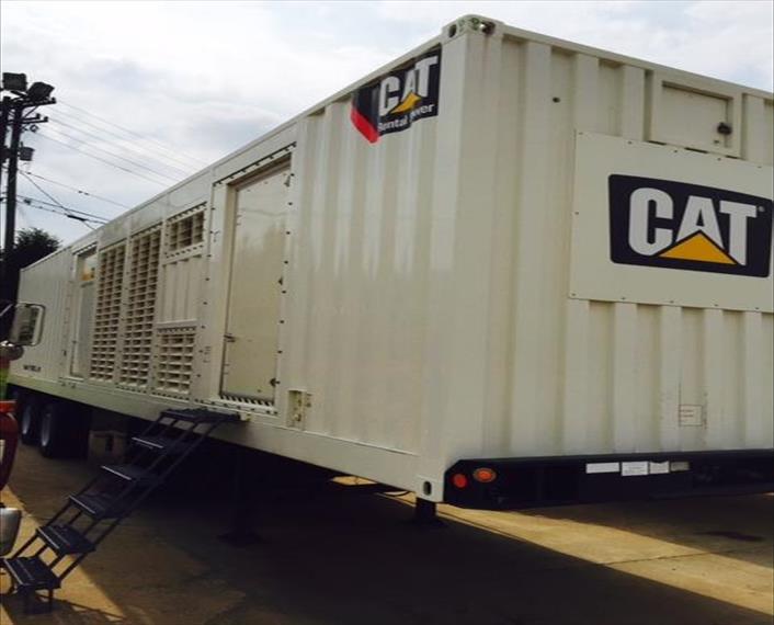 2008 CAT XQ2000 Generator Set