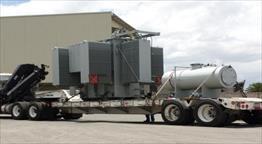 2005 Voltran 10000 kw Transformer