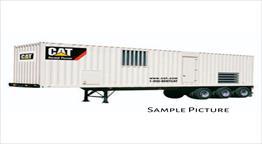 1999 Caterpillar 3512 Generator