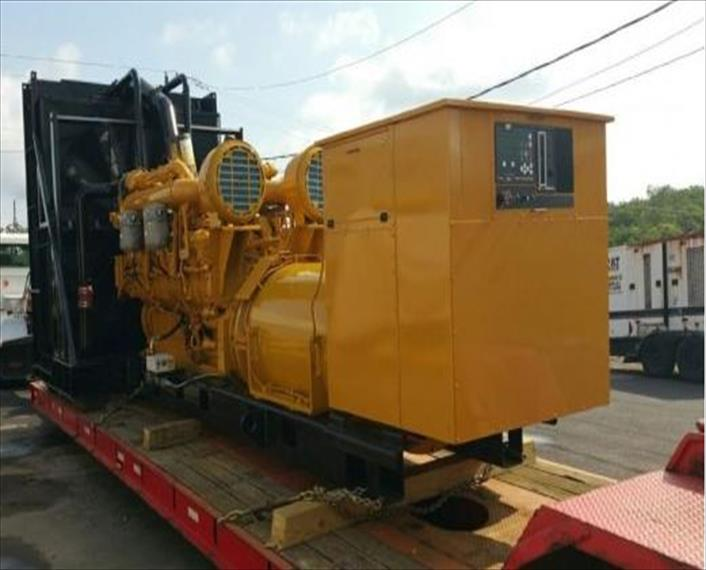 2012 Caterpillar 3516C Generator Set