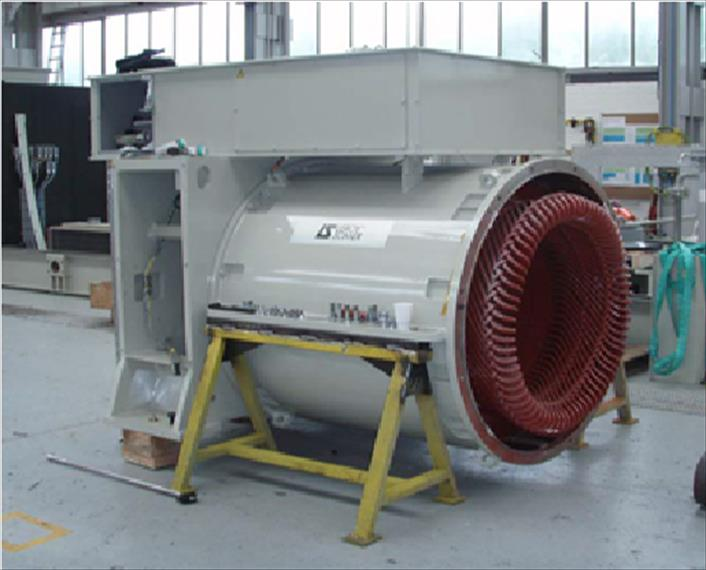2009 Allison 501 KB7 Rolls Royce Generator Set