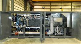 Liebherr G9512 Generator Set
