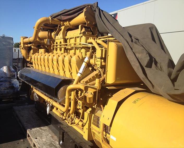 2011 CAT G3520C Generator