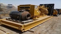 2008 Caterpillar 3512C  Generator Set