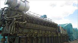 2010 MAN 18V32/40 Generator Set