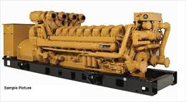 2007 Caterpillar C175-16  Generator Set