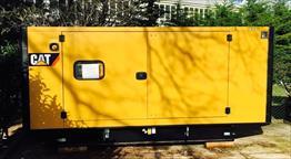 2015 Caterpillar DE165E Generator Set