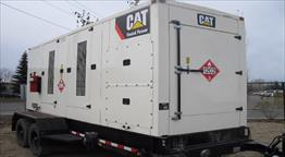 2012 Caterpillar XQ350 Generator Set