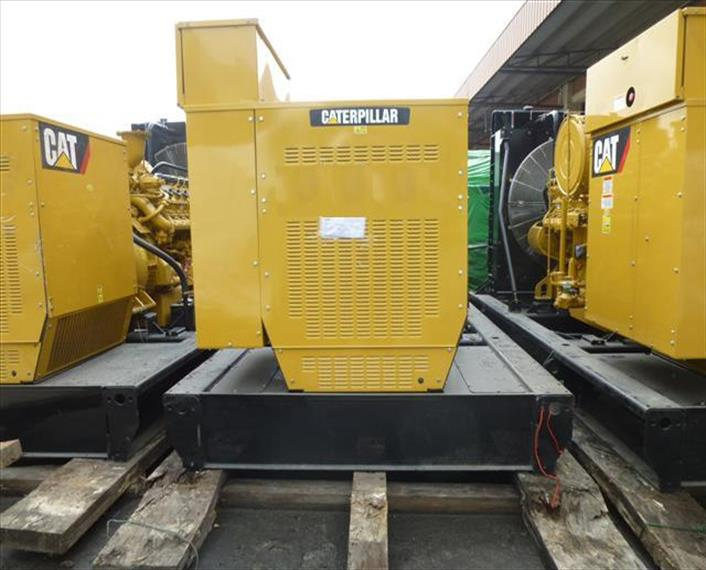 2012 Caterpillar G3412 TA Generator Set