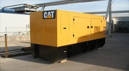 2015 Caterpillar D175-2 Generator Set