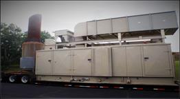 2007 Solar Centaur T4501 Generator Set