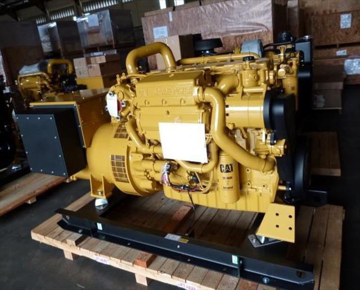 2014 Caterpillar C9 Generator Set