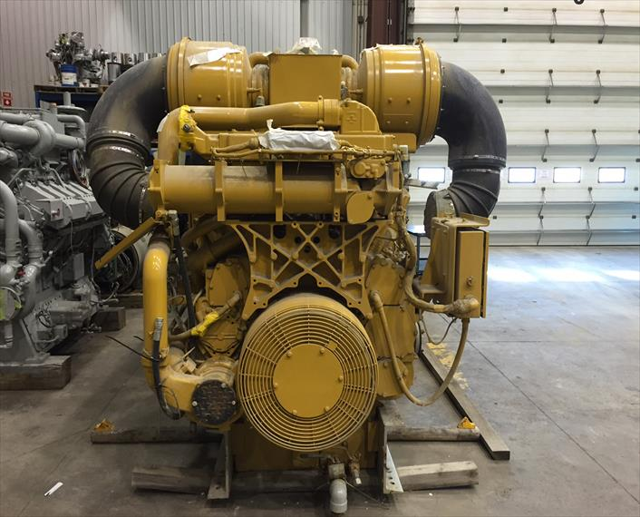 2009 Caterpillar G3520 LE Engine