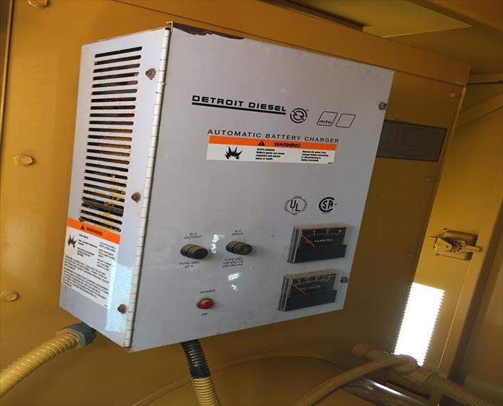 1995 Caterpillar 3406 DITA Generator Set
