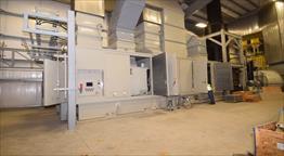 2011 Solar T70 CHP Generator Set