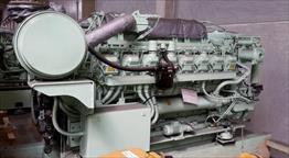 2012 Caterpillar 3516C-HD Engine
