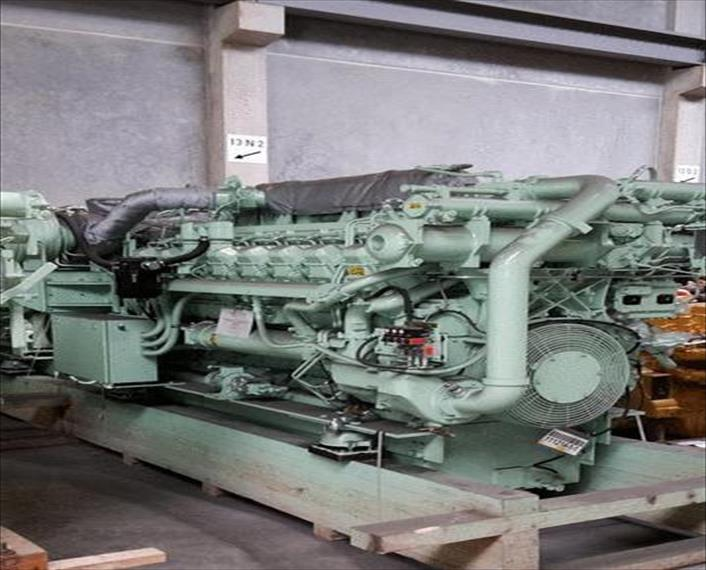 2012 Caterpillar 3516C HD Engine