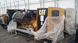 2016 Caterpillar 3412C Generator Set