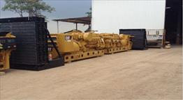 2014 Caterpillar 3512B Generator Set