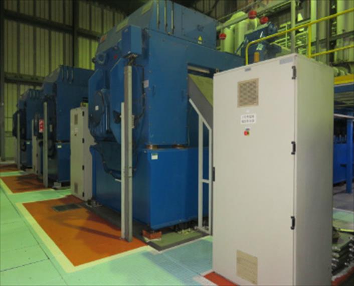 2001 Wartsila W18V32 Generator Set