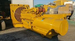 1991 Caterpillar 3516 Generator Set