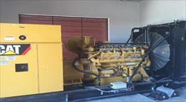 2014 Caterpillar G3412 Generator Set