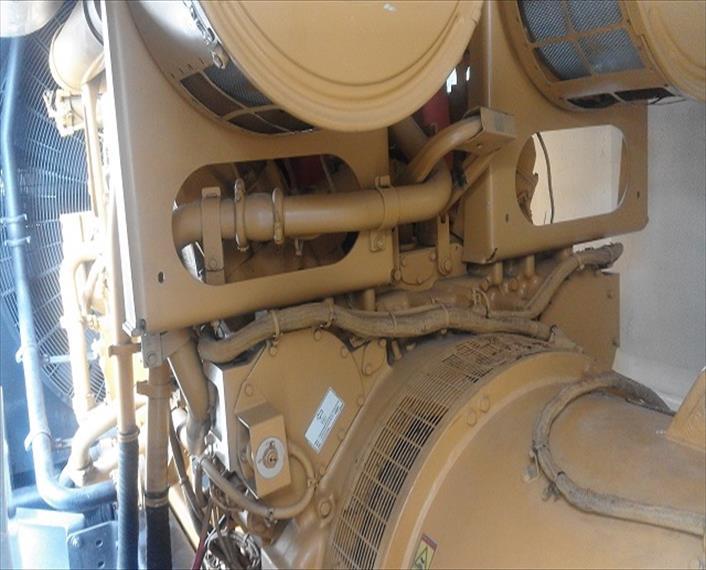 2012 Caterpillar 3512B Generator Set